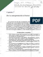 13.- RUIZ de La Interpretación