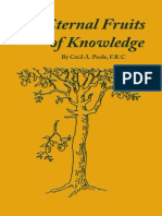 The Eternal Fruits of Knowledge - Cecil a. Poole