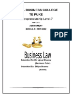 Business Law 1.. (1)