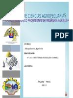 MAQUINARIA AGRICOLA 1