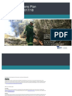 DELWP Fire Operations Plan - 2015/16 – 2017/18