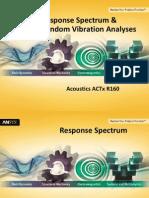 AACTx_R160_L-05_ Response Spectrum & Random Vibration Analyses