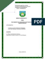 Trastorno Ginecologico Dominical 27-9-15