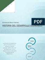 Historia Del Desarrollo Económico