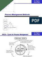 16 Process Management Methods