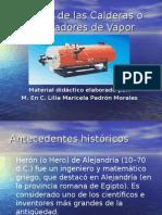 Historia de Las Calderas o Generadoresvers2015