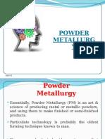 Powder Mettallurgy