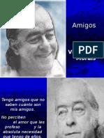 Amigos Vinicius de Morais