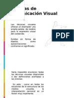 Tecnicas Comunicación Visual