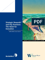 Strategic Rewards and Pay Practices