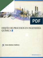 [DIGITAL] Diseño de Procesos en Ingeniería Química_Jiménez