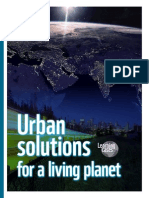 Urban Solutions for a Living Planet 2012