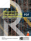 Blueprint to Empower Workers for Shared Prosperity