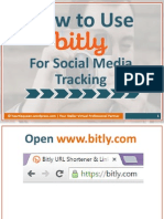 How to Use Bitly for Social Media Tracking