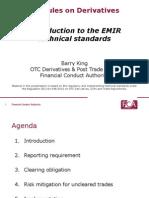 Emir Implementation Presentation