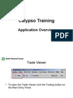 Calypso Training