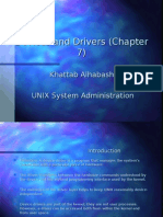 Devices and Drivers