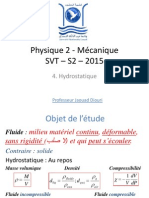 4. Hydrostatique