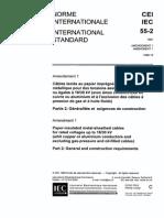 IEC 60055-2-amd1