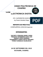 Reporte Electronica Digital