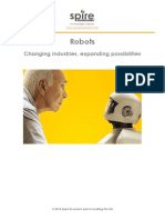 Robots Changing Industries Expanding Possibilities