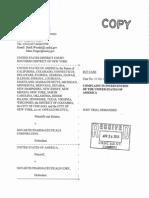 U.S. V. Novartis 2 Complaint