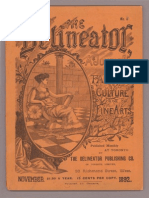 The Delineator Vol.40 No5 Nov 1892
