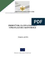 FMC Prirucnik MNE Jul 2011.