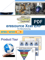 Manufacturing Product Tour