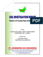 Final Report Soil InvestiGation