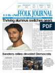 The Suffolk Journal 10/7/15