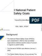 2014 NPSG Presentation - FINAL