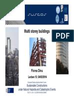 Multistorey buildings