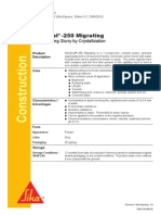 Sika PDS_E_SikaSeal -250 Migrating