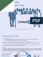 P&G LinkedIn Strategy