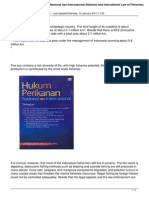 Book Info Hukum Perikanan Nasional Dan Internasional National and International Law of Fisheries