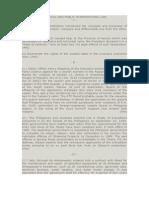 2005 Political and Public International Law