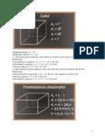 Formule Geometri Spatiu