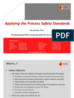 Applying the Process Safety Standards