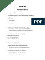 Part 66 Aerodynamics