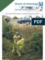 Swindon Noise Barrier, Wiltshire