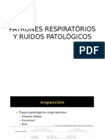 PATRONES RESPIRATÓRIOS Y RUÍDOS PATOLÓGICOS.pptx
