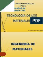 1. Naturaleza de Los Materiales