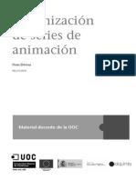 Guionización de Series de Animación - Portada