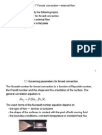 Chapter 7 Forced convectionxexternal flow.ppt