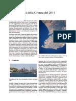 Crisi Della Crimea Del 2014