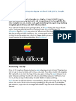 4 Chiến Lược Marketing Của Apple Khiến Cả Thế Giới Bị Thuyết Phục