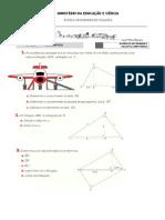 Altura de Um Triangulo Relativa a Hipotenusa(1)