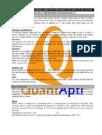 Mechanical Properties of Solids (PART-1)