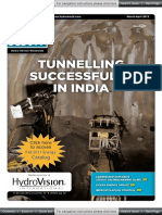 HRW Tunneling Successfully in India